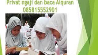 085815552901 Privat ngaji Malang 2017 Video