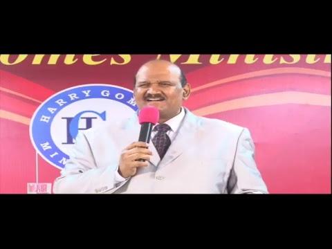 Harry Gomes Sunday Service Coimbatore (Date 09-07-2017)