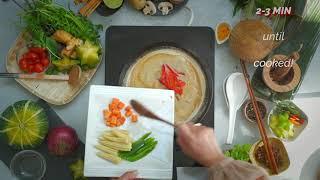 Sutharos Organic Vegan Thai Massaman Curry Meal Kit