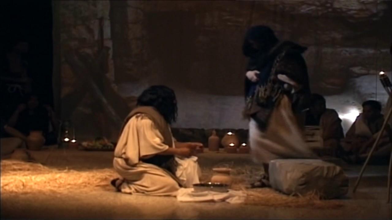 Passion Of Christ 2014 Tagalog Version Filipino Catholic In Kuwait Youtube