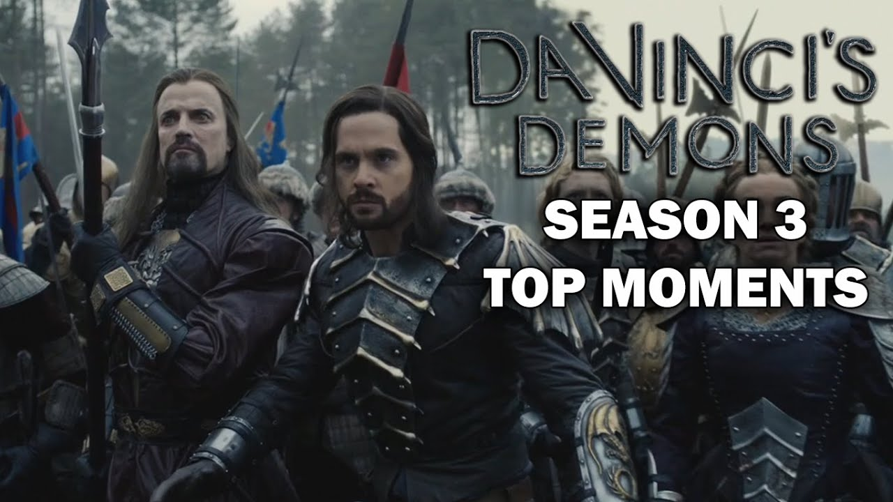 Download Da Vinci's Demons Season 3 Top Moments