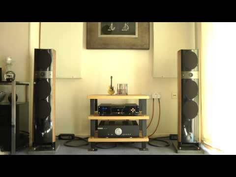 Musical Fidelity AMS 35i (pure class-A integrated amp)