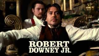 Sherlock Holmes 3 Trailer