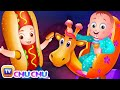 Food Alphabets ABC Phonics Song  A For Apple Pie  Alphabet Rhymes with Sounds for Children