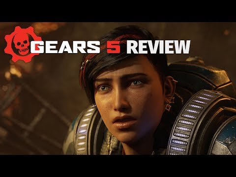 Gears 5 Video Review – A Stunning 4K Chainsaw Party