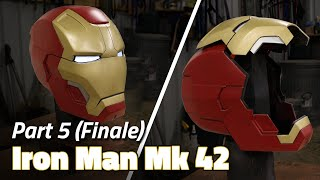 Paint and Electronics (Finale) | Iron Man Helmet Build - Part 5