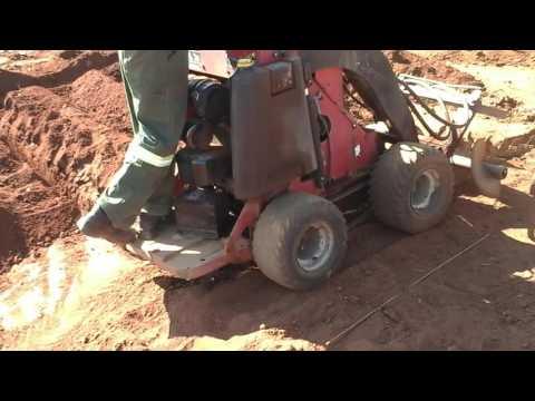 KPSG Building Group: Mechanical Dredger (Foundations @ Nellmapius, Pretoria)
