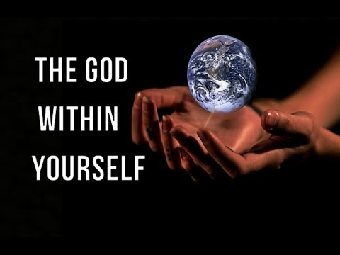Recognizing the God Within Yourself - You Are A Temple of God (law of attraction)