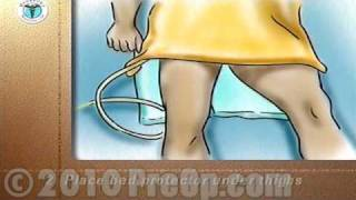 Perineal Wash Female PostCare™ Patient Education - Women