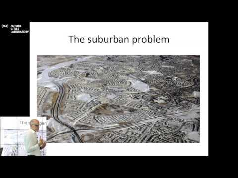 Smart Suburbanism by Gunnar Røe (FCL Lunch Talk)
