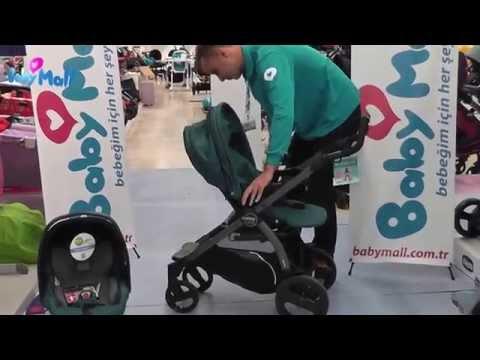 Peg Perego Book Plus 51 Sportivo Travel Sistem Bebek Arabası Ürün Tanıtımı | BabyMall