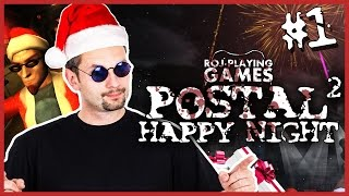 Скачать WESOŁA NOWINA Postal 2 Happy Night 1 POSTALOWO GAMEPLAY