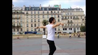 НОВАЯ ЧУВСТВИТЕЛЬНАЯ ЧЕЧЕНСКАЯ ЛЕЗГИНКА 2017 ALISHKA LEZGINKA В ПАРКЕ (ФРАНЦИЯ) CAUCAS DANCE IN PARI