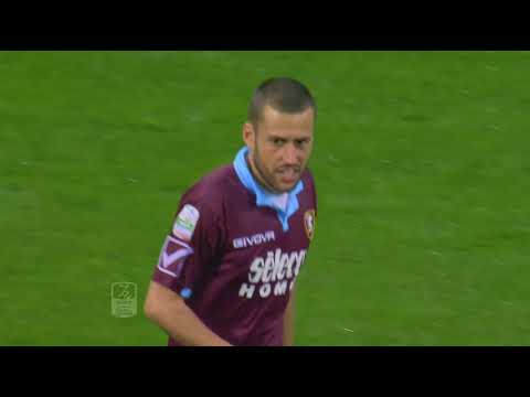 Salernitana-Carpi 1-2: gli highlights