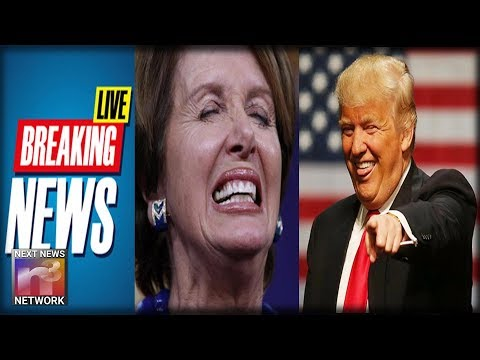 BREAKING: Trump HAPPY As Dems DESPERATE To Reopen Government Just Got Stopped DEAD In Their Tracks