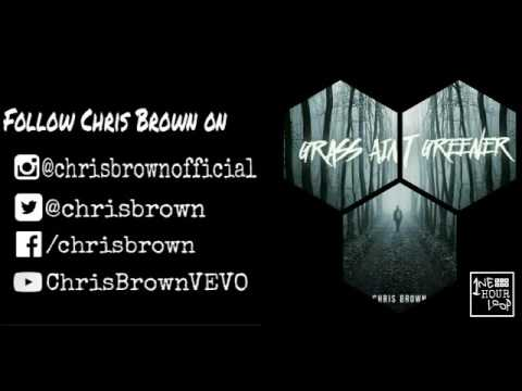 Chris Brown - Grass Ain't Greener (1 Hour Loop)