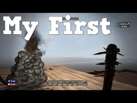 7 Days to Die | PS4 | My First | S3 EP12
