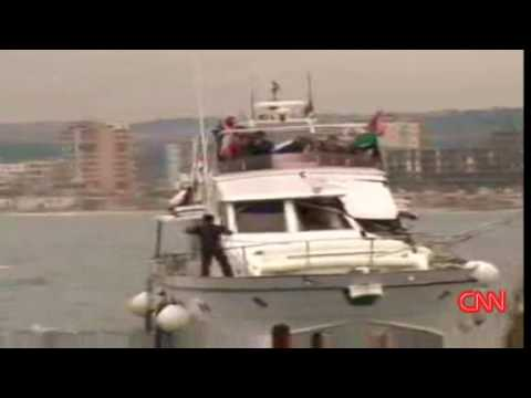Cynthia McKinney: Gaza Relief Boat Attacked By Israeli Military