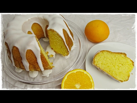 Unglaublich Saftiger Orangenkuchen Fruchtig Frisch Und Super