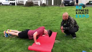 DRILL Bootcamp Auckland @ New Zealand Fitness & Health Expo 2018