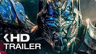 Трансформеры 5׃ Последний рыцарь - Кино Трейлеры HD (2017)