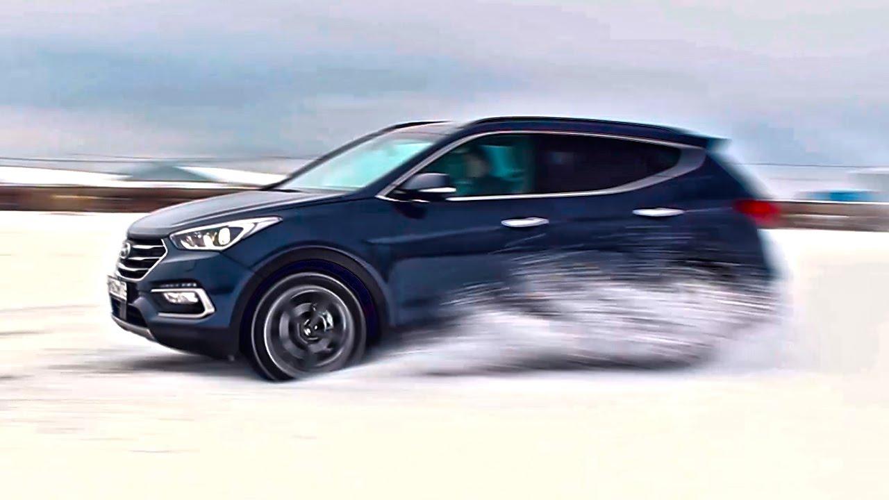 Hyundai Santa Fe (Хендай Санта Фе) вибро шумоизоляция - YouTube
