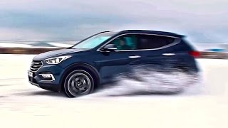Что не так с Hyundai Santa Fe Premium 2016-2017? Тест драйв Хендай Санта Фе Премиум