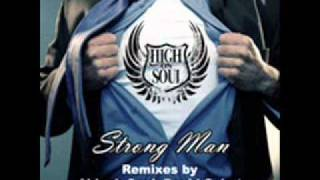 Global Niche Movement & David Sabat - Strong man (Abicah Soul rub dub)