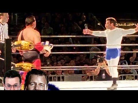 Jim Cornette on Jerry Lawler's match with Joey Ryan