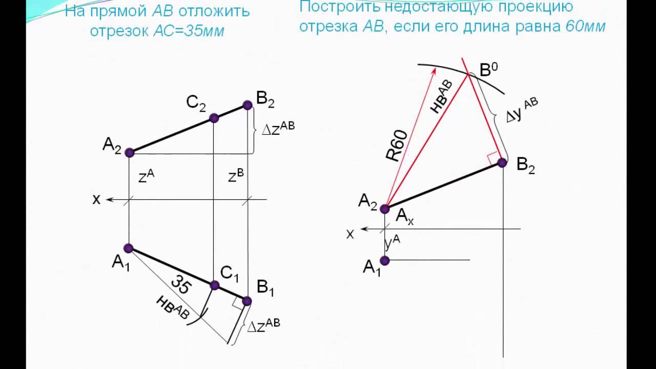 Решение начертательных задач по геометрии решить задачи паскалю