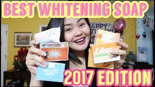 2017 BEST WHITENING SOAP