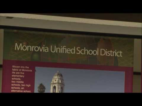 Monrovia Unified School District | September 28, 2016 | Board Meeting