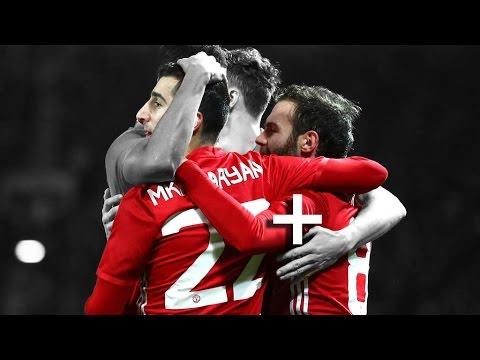Манчестер Юнайтед 2:0 Халл Сити | Мики + Мата!!!