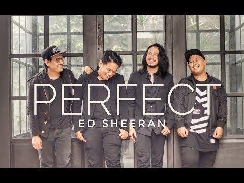 Perfect - Ed Sheeran ( Cover ) by Trio Wijaya and De Sahaja