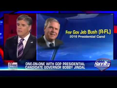 Hannity ROAD to 2016: Bobby Jindal opens up about his presidential run | presidential election 2016