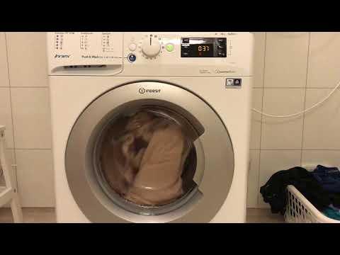 Indesit Innex BWE 81683 - Push & Wash, full cycle