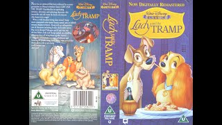 Download Lady and the Tramp (1998, UK VHS)