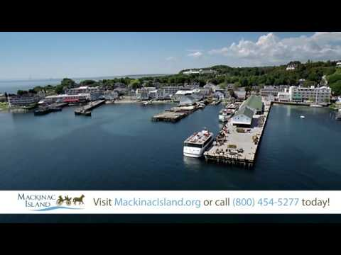 Mackinac Island Tourism Bureau - Make Memories in Mackinac Island, Michigan