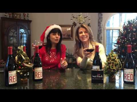 Fitvine Wine Holiday Red Video Review by FBJ Fit Friends & Fitness