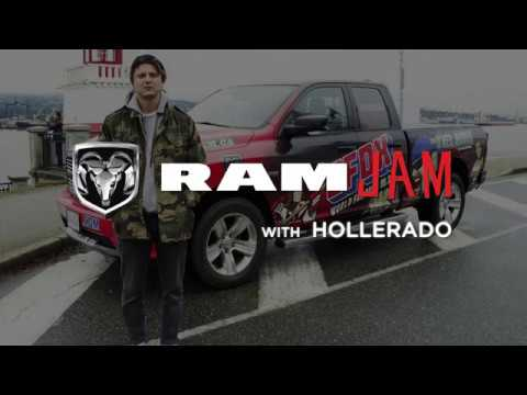 CFOX Ram Jam - Hollerado - Born Yesterday