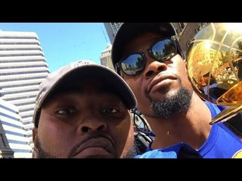 Kevin Durant\'s Brother Drops MAJOR Hint That He Is LEAVING Golden State!