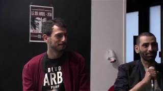"""Débat/concert : """"l'avenir du hip-hop"""" partie 1"""