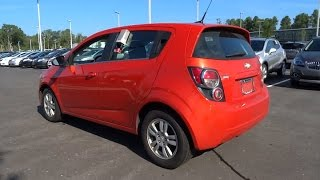 2012 Chevrolet Sonic Durham, Chapel Hill, Raleigh, Cary, Apex, NC 336279A