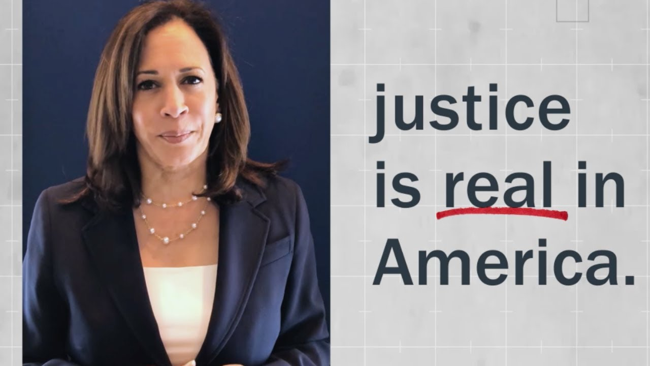 Kamala Harris and Cory Booker break down the Justice in Policing Act