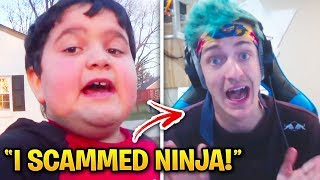 Fortnite SCAMMERS Who Got EXPOSED!