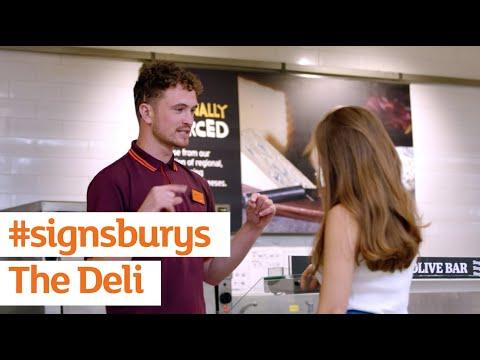 #signsburys | The Deli | Sainsbury's