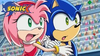 Sonic X | Was Sam Speed faster than Sonic?