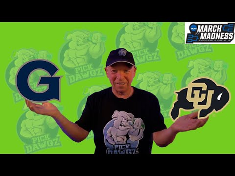 Colorado vs Georgetown 3/20/21 Free College Basketball Pick and Prediction NCAA Tournament