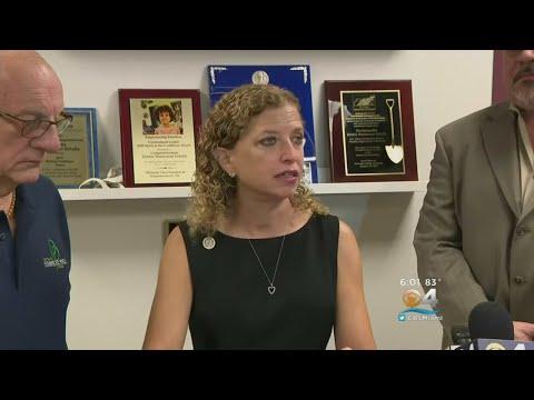 Debbie Wasserman Schultz Responds To Suspicious Packages