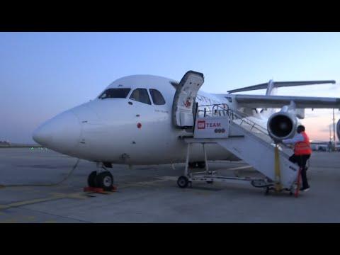 [Tripreport] Hannover - Paris | Cityjet for Air France RJ85 | Economy
